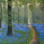 bluebell-wood-wiltshire-landscape-sue-thomas-limited-edition