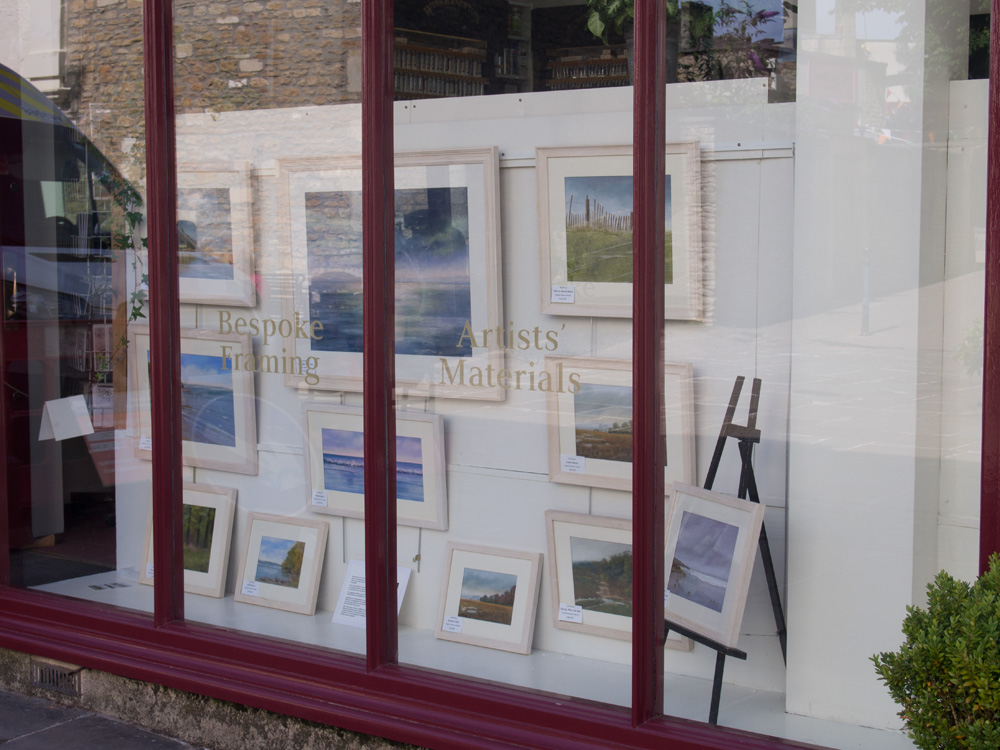 Art Exhibition at Right Angle Picture Framing Corsham